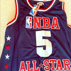 Jason Kidd All Star Jersey